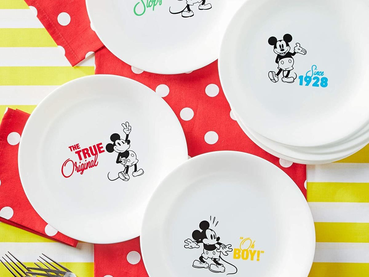 Corelle Mickey Mouse 8.5-Inch Salad Lunch Plates.jpg
