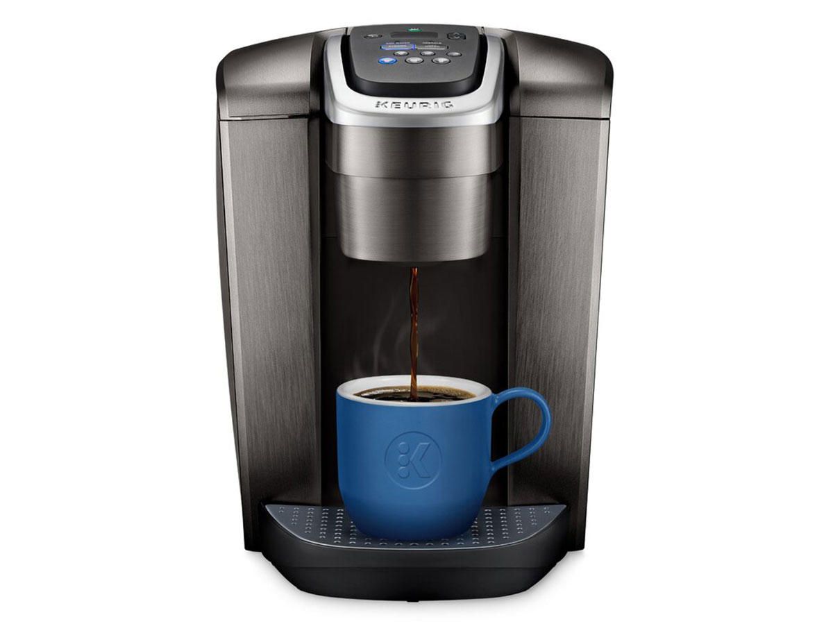keurig k elite single serve k-cup coffee maker