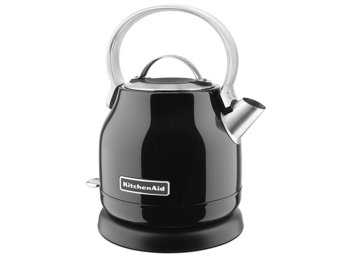 kitchenaid 1.3 qt stainless steel electric tea kettle