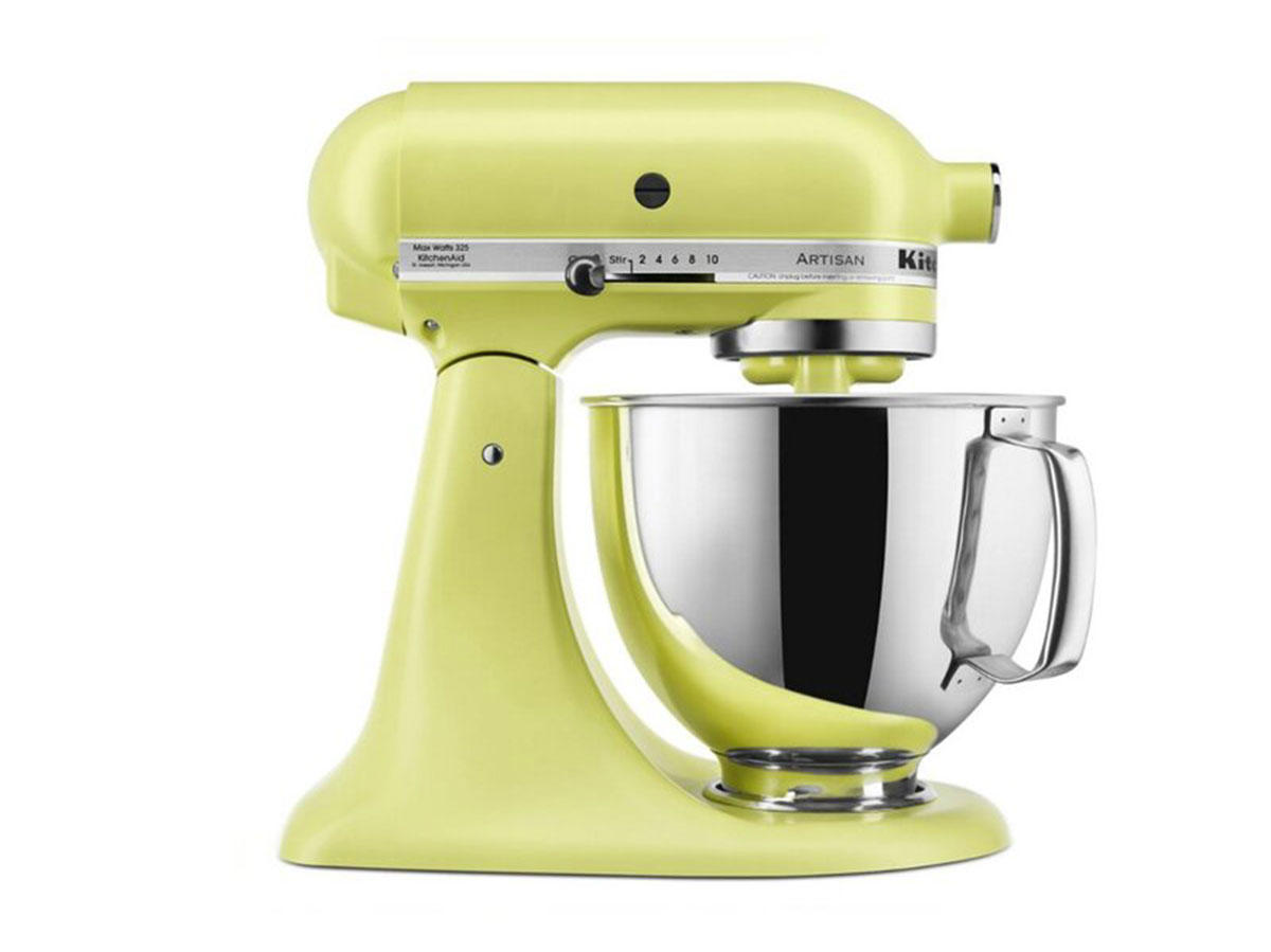 kitchenaid artisan series 10 speed 5 quart tilt head stand mixer