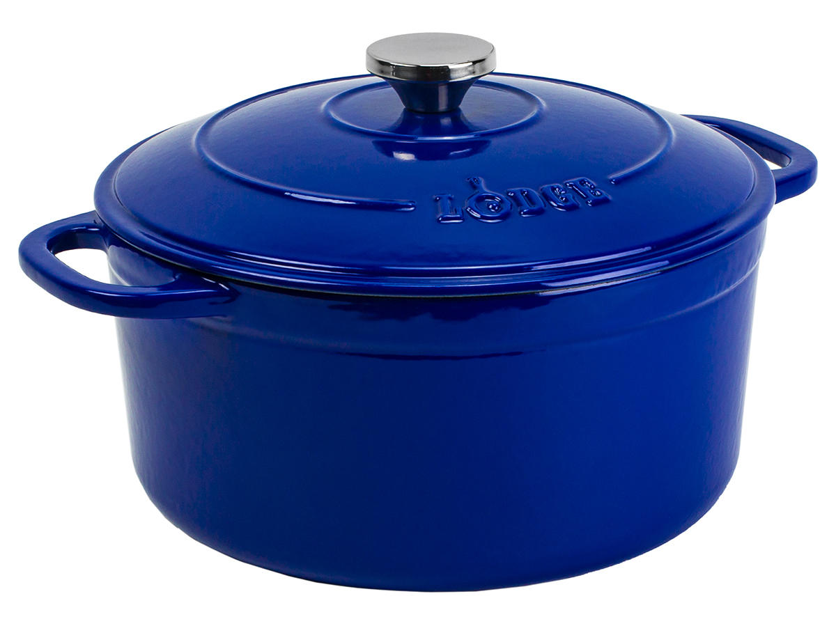 Lodge Enameled Cast-iron Dutch Oven eb5d42