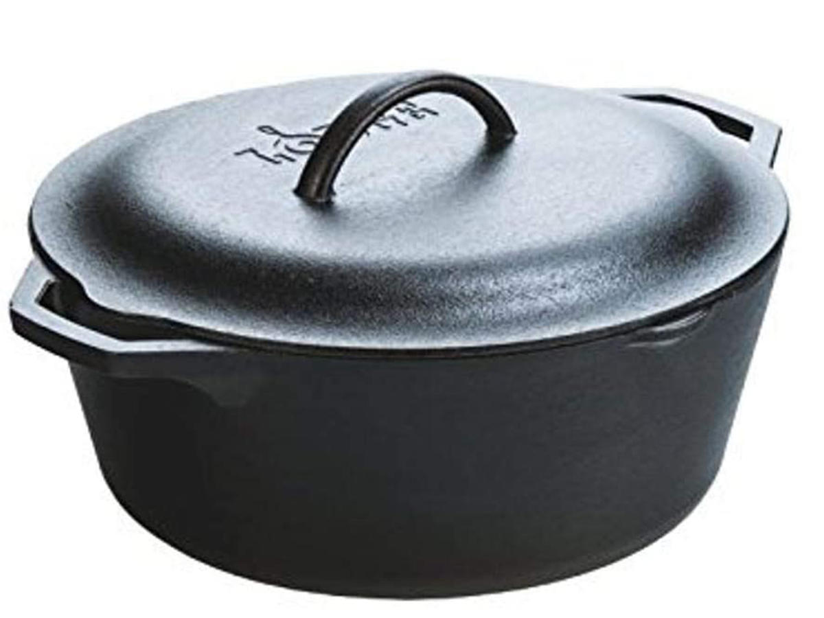 Lodge Pre-Seasoned Dutch Oven With Loop Handles and Cast Iron Cover.jpeg
