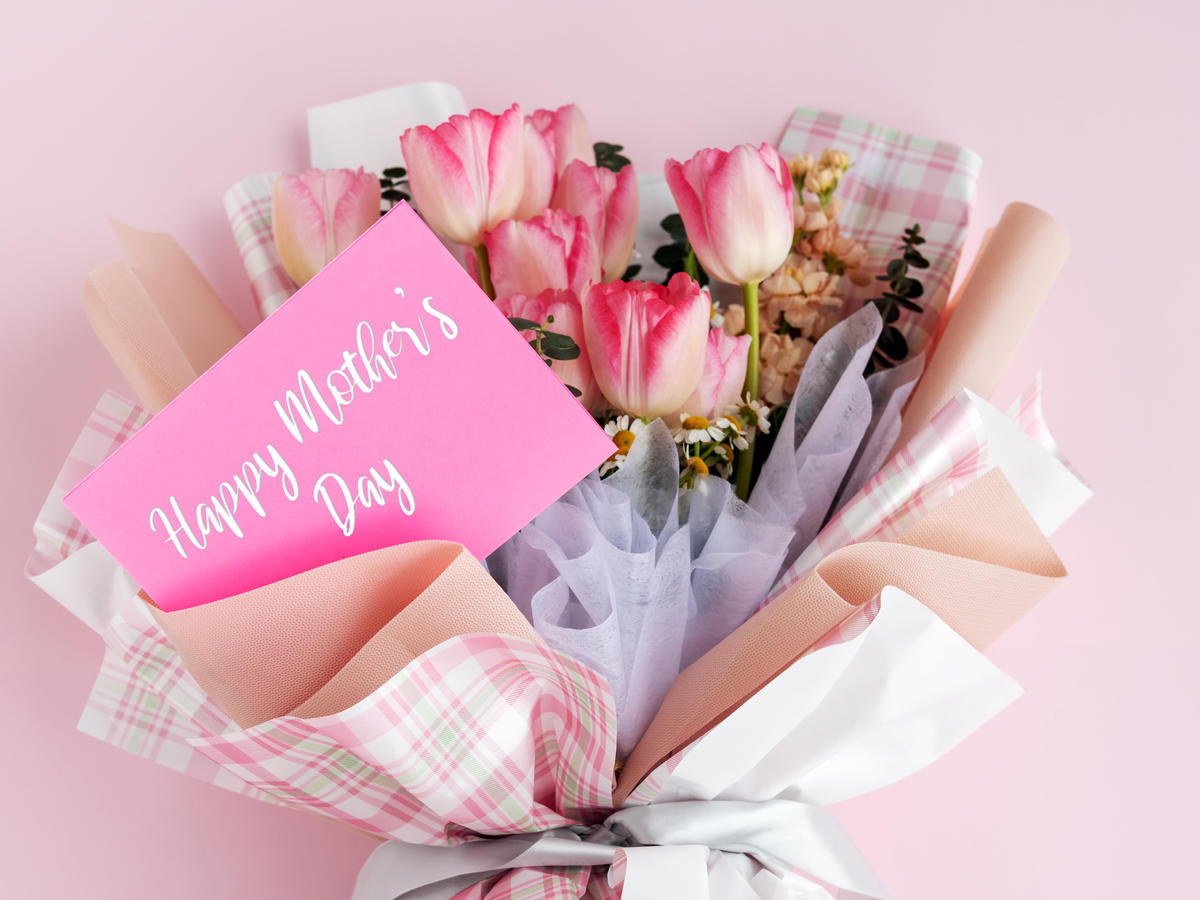 Mother's Day card and flowers.jpg