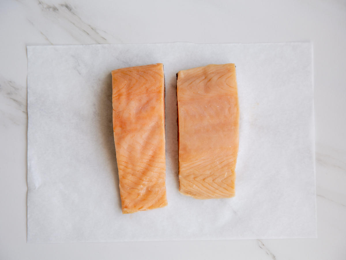 How To Air-Fry Salmon Without Drying It Out