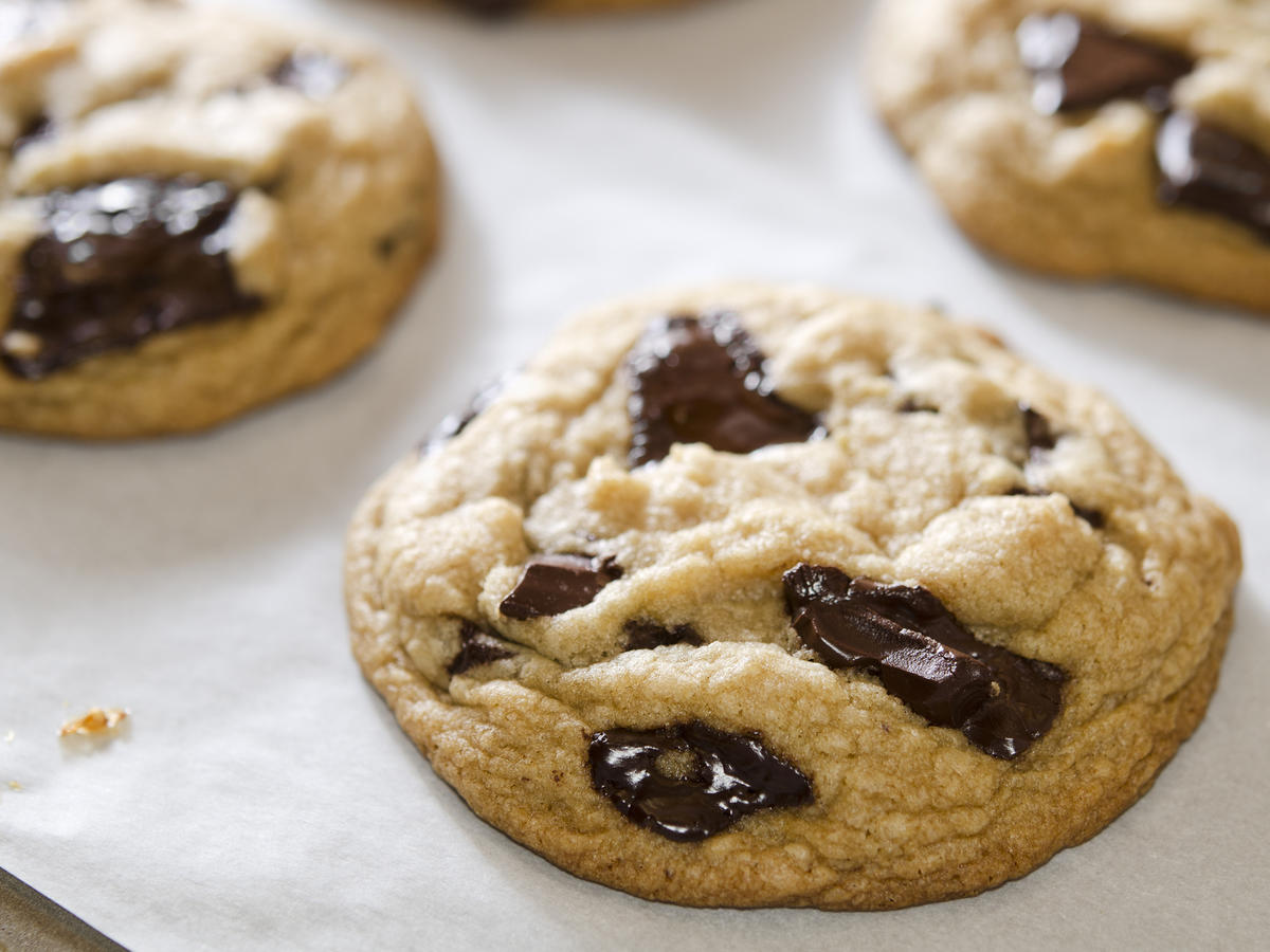 The Perfect Chocolate Chip Cookies, Air Fried