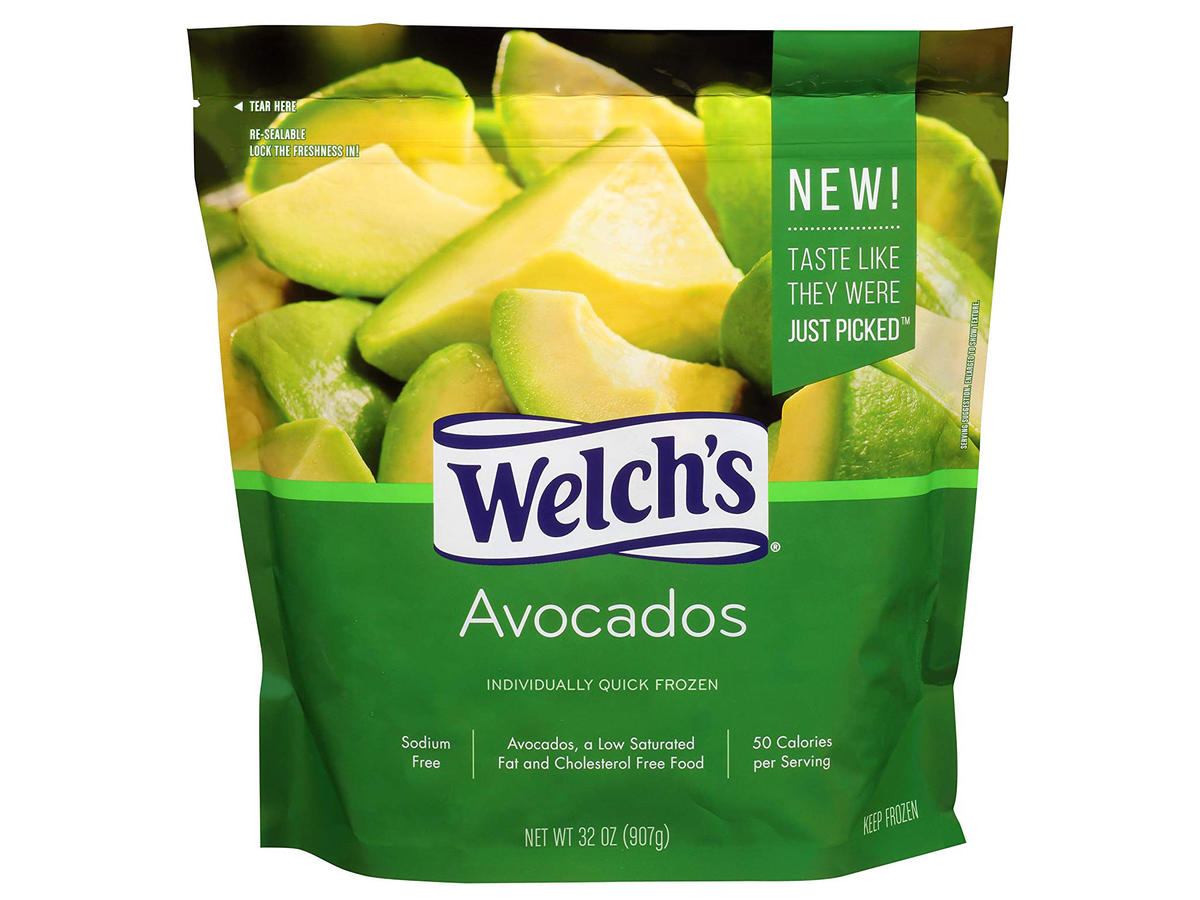 Frozen Avocado Slices Are Now Available in Grocery Stores—But How Do They Taste?