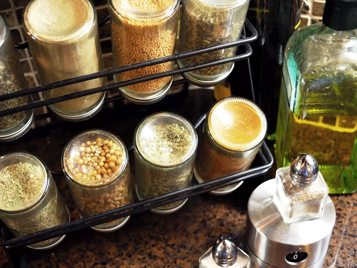 It's Time to Clean Out Your Filthy Spice Rack