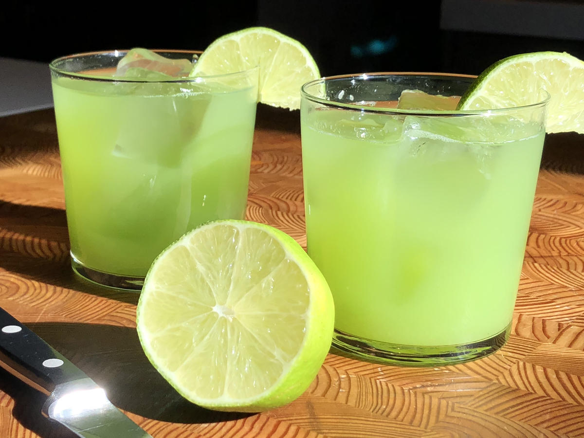 Cucumber Juice Will Save Your Summer