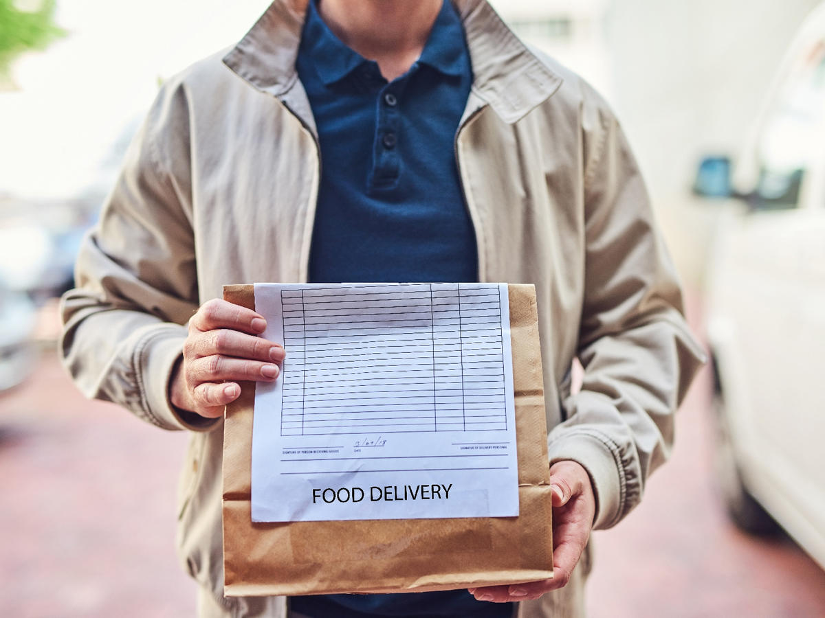 One Quarter of Delivery Drivers Have Nibbled on Your Food, Says Poll