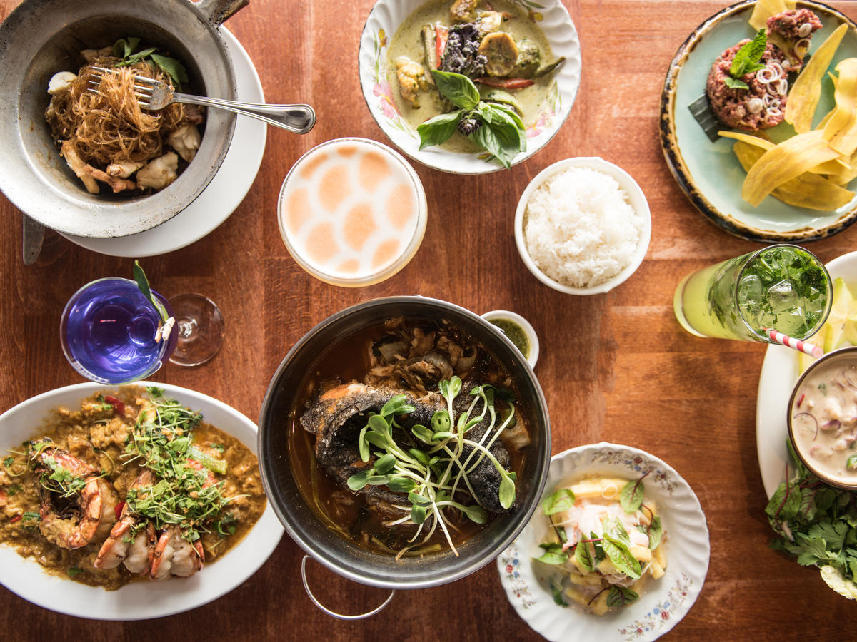 The Pantry Essentials You Need to Cook Thai Food At Home