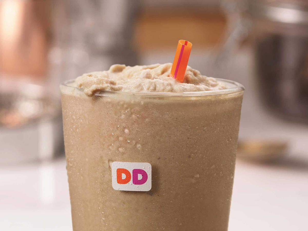 Dunkin' Donuts Will Give Away Free Frozen Coffee on May 19