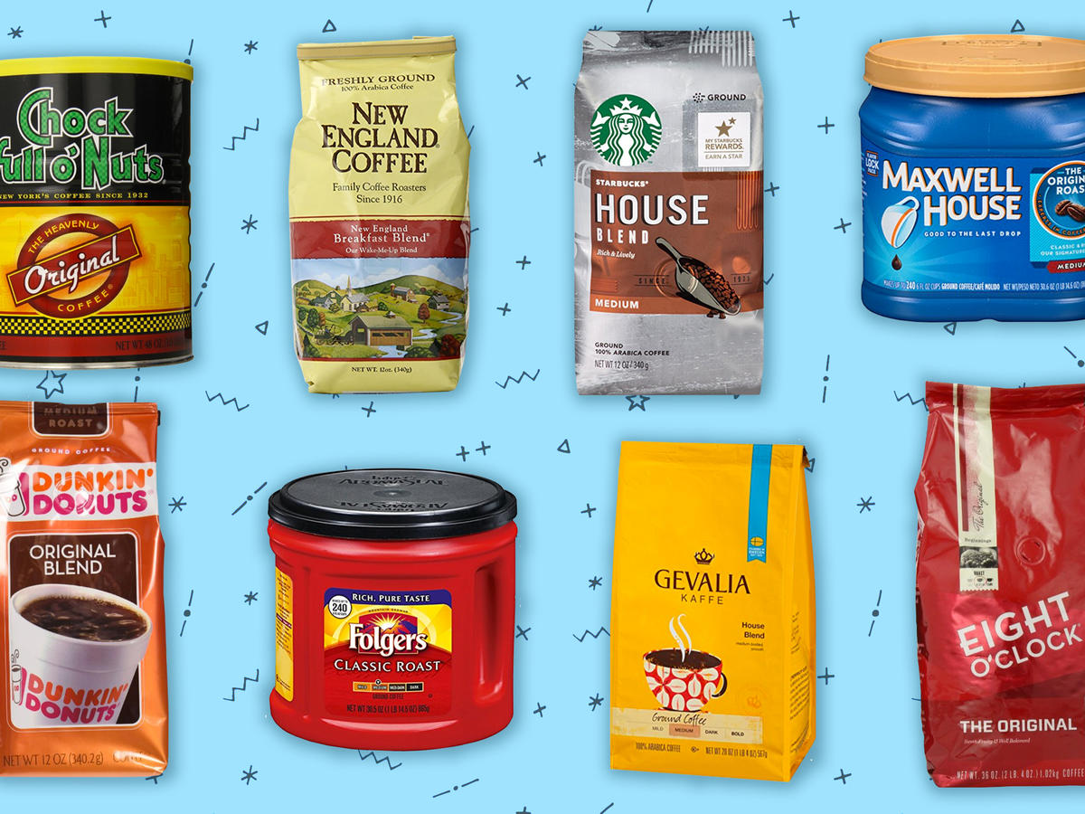We Tested 13 Grocery Store Coffees and Here's the Best One