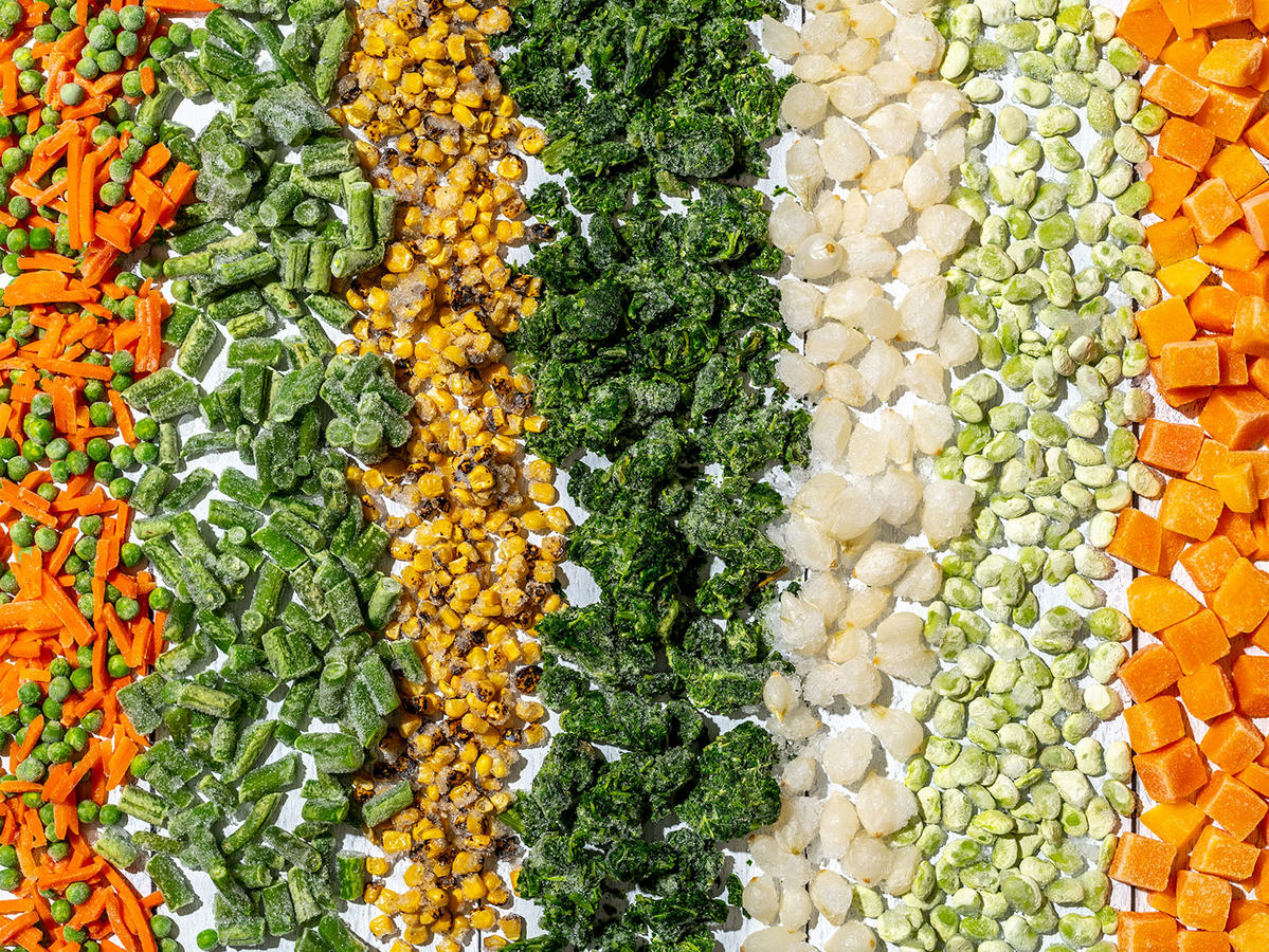 Why Frozen Vegetables Are The Best Pantry Staples You Can Have