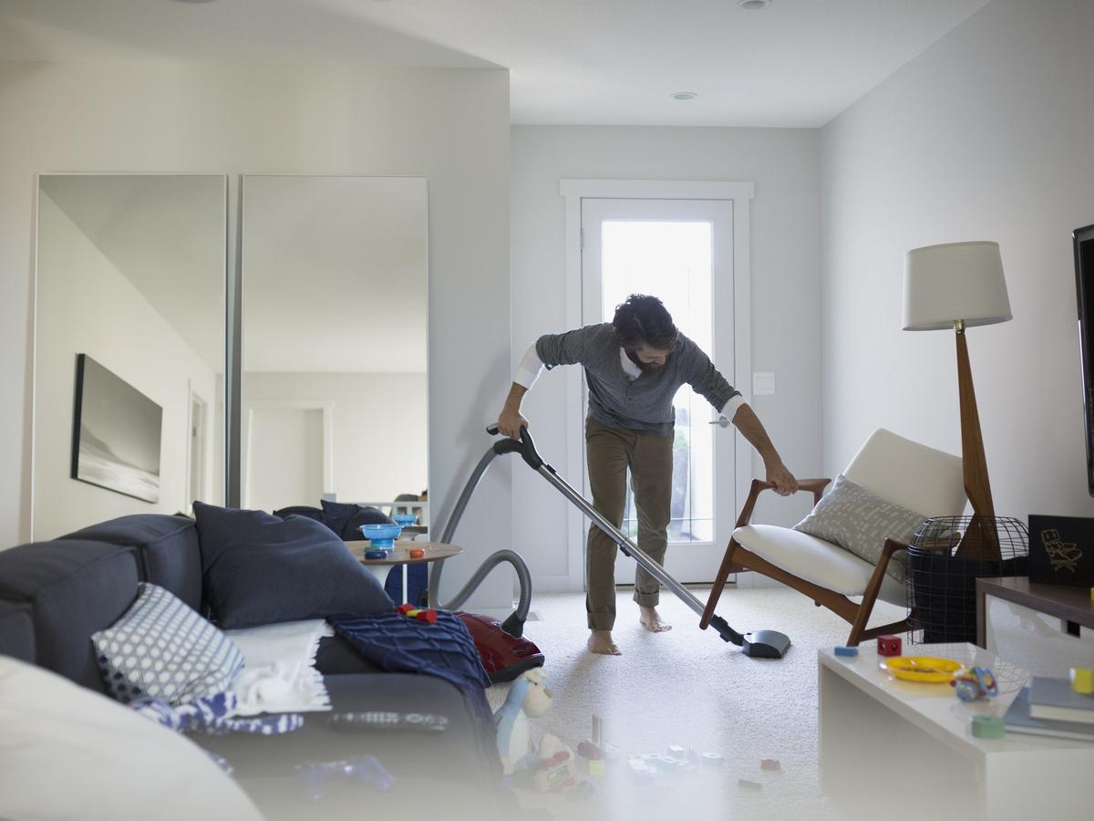 See Where in the World Guys Do the Least Housework