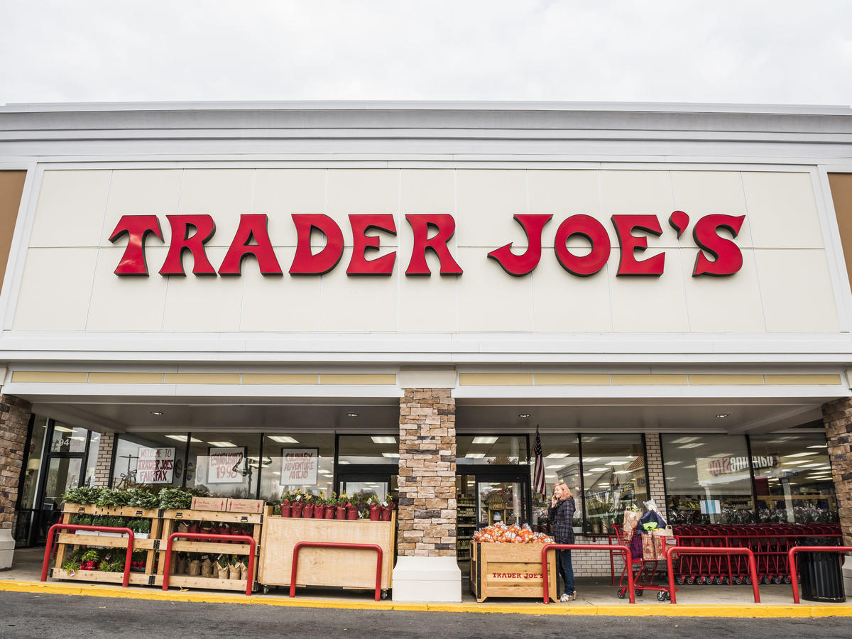 Trader Joe's Grocery Store