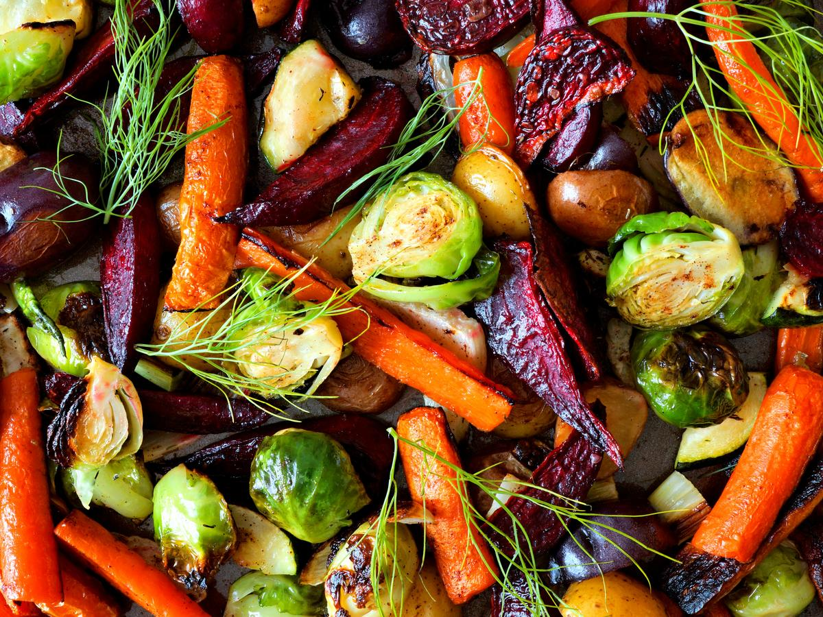 The Complete Guide to Roasting Vegetables