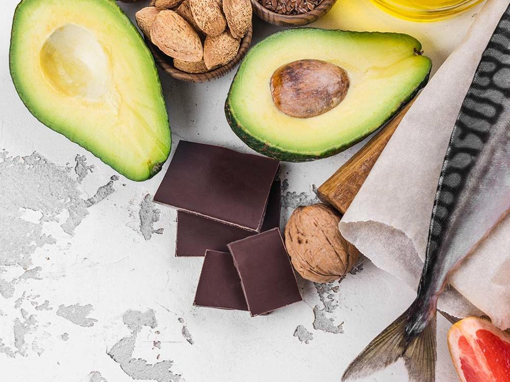 Load Up On Healthy Fats