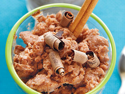 mexican chocolate ice recipe