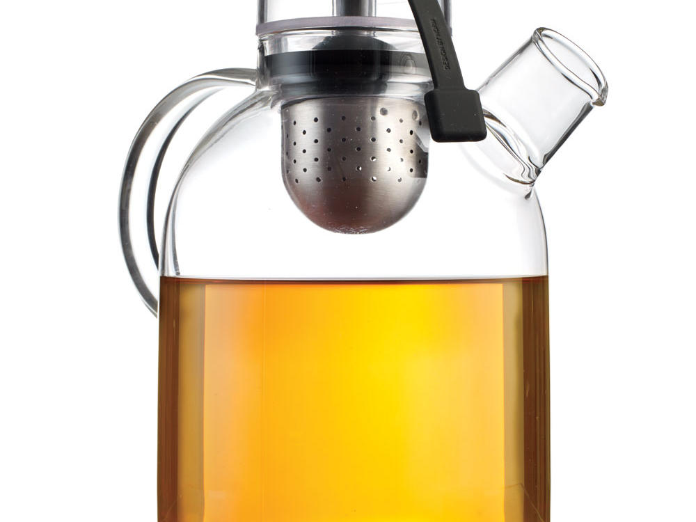 Menu Kettle Glass Teapot