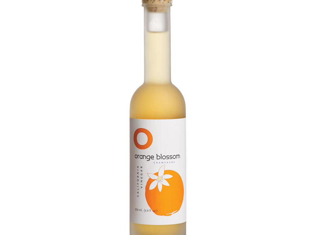 O's Orange Blossom Champagne Vinegar
