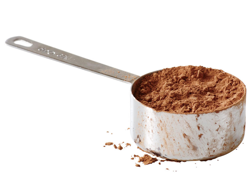 Tip #2: Cocoa Powder