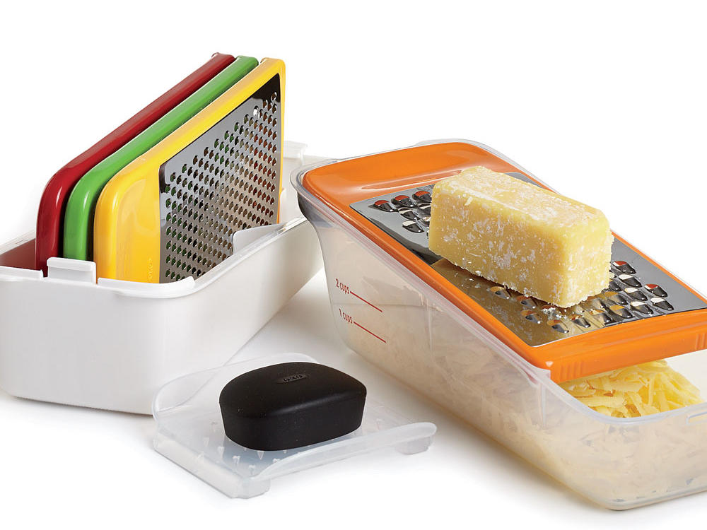 OXO Complete Grate and Slice Set
