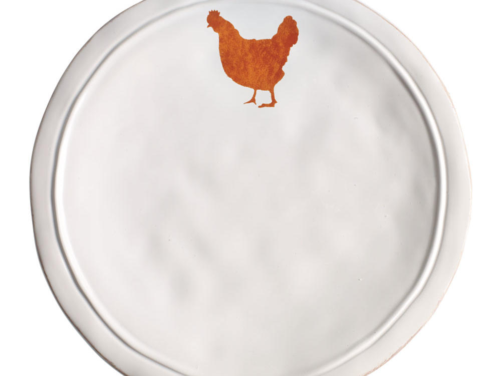 Broadway Panhandler Farm Animal Plates