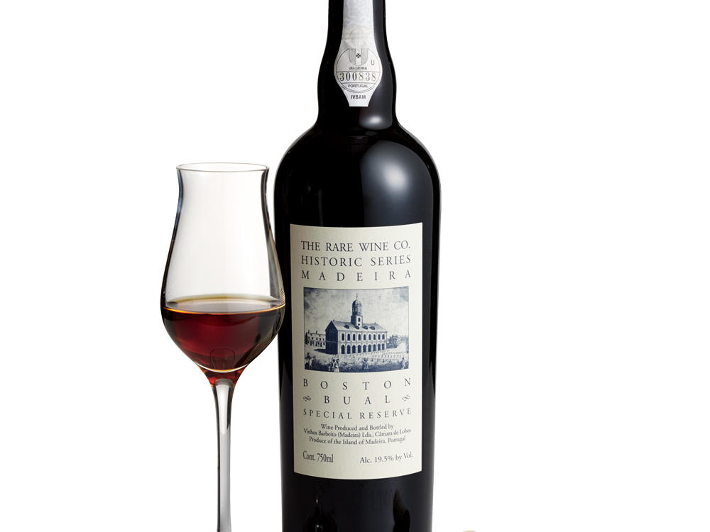 The Rare Wine Co.'s Madeira Wine