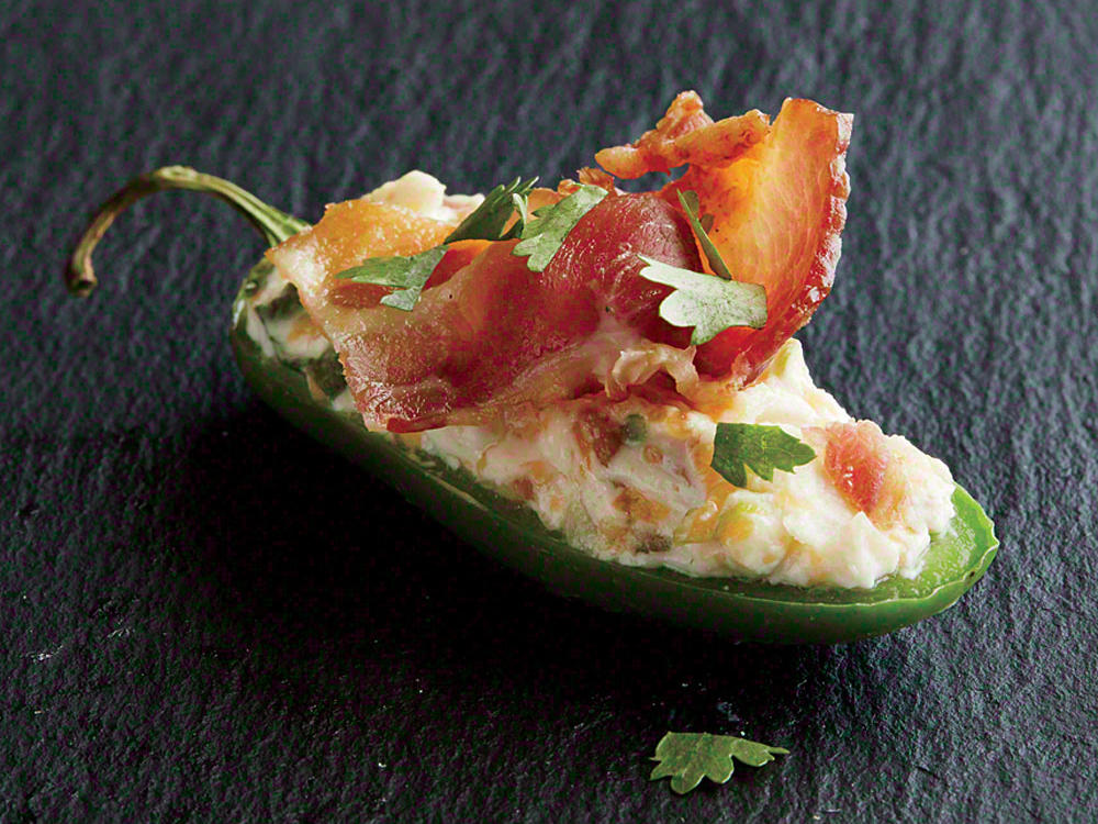 bacon stuffed jalapenos recipe