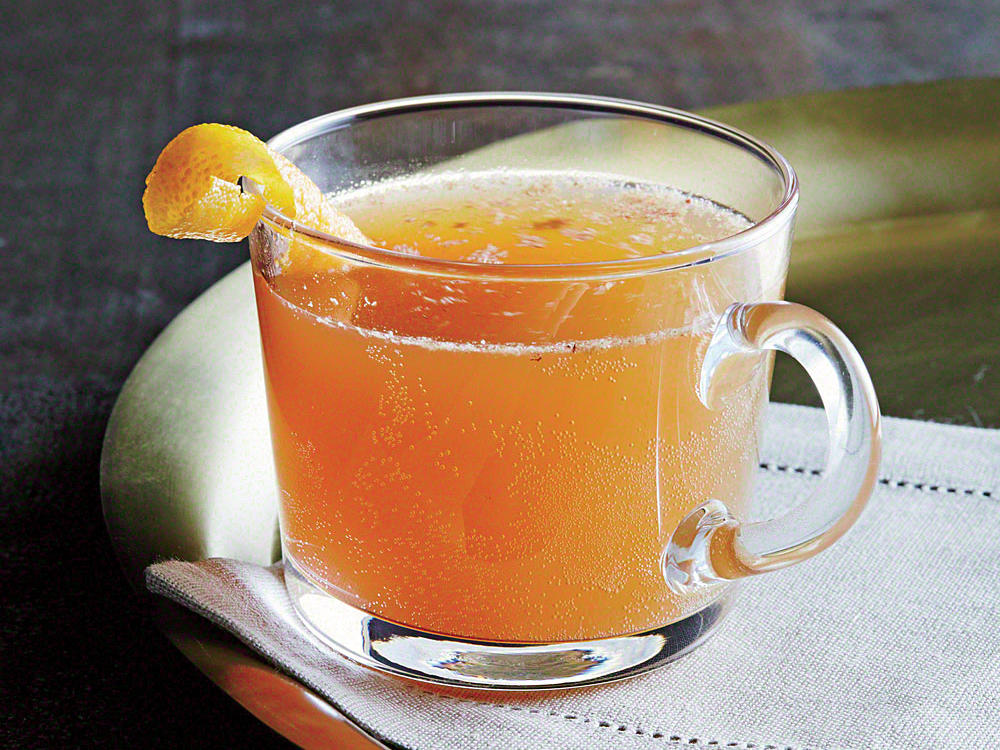 sparkling spanish punch recipe