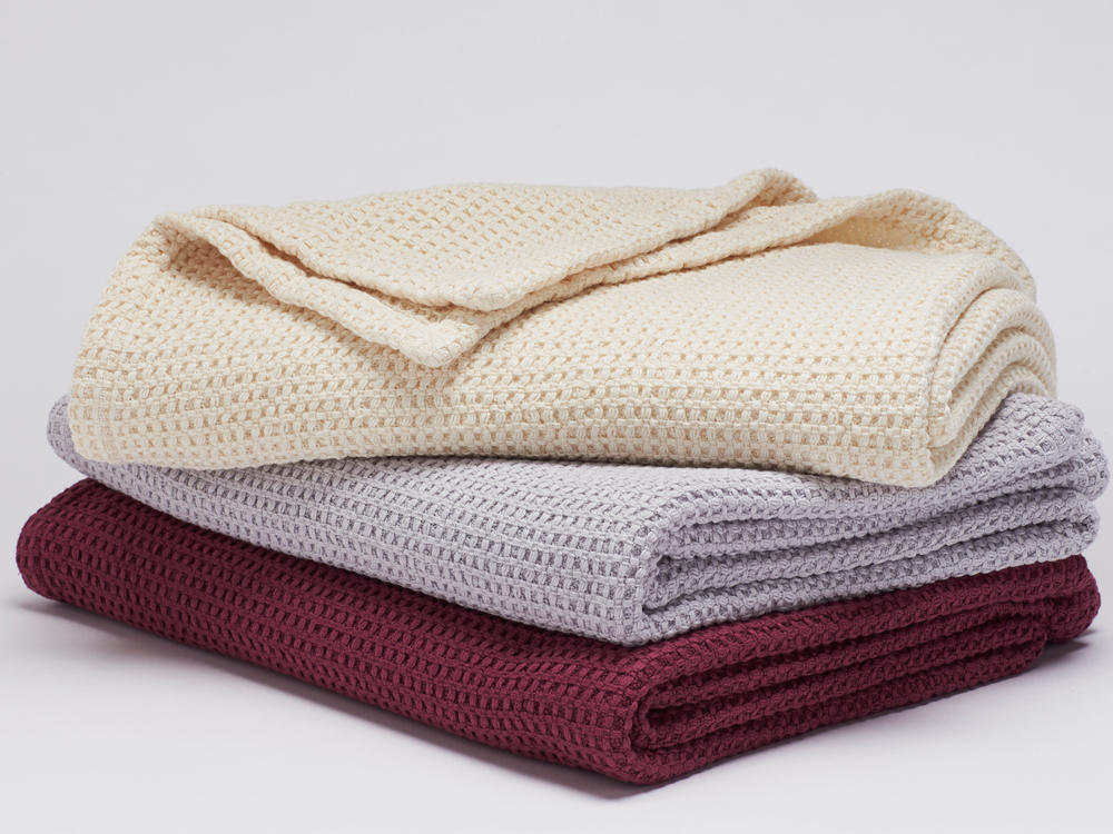 Coyuchi Big Sur Throw