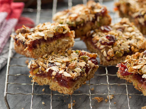 Whole Foods Market Gluten-Free Cranberry Maple Pear Bars
