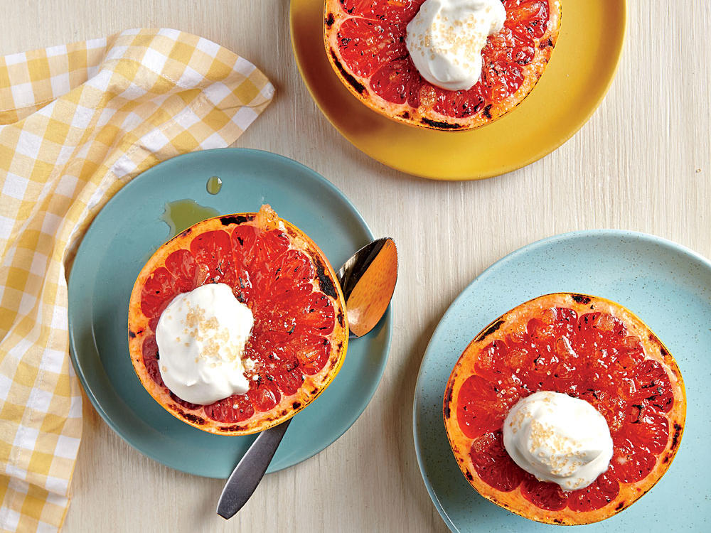 Great Grapefruit Recipes