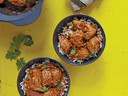 Hearty Lamb Curry (Roghan Josh)