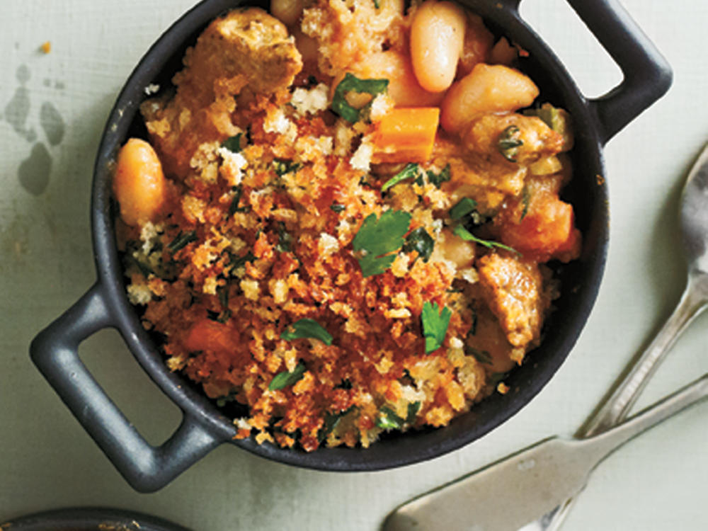 Cassoulet in a Flash recipe