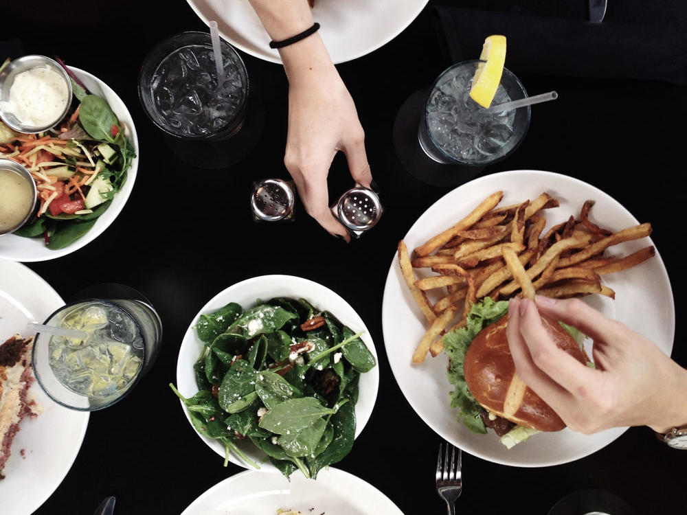 Be the High Maintenance Diner