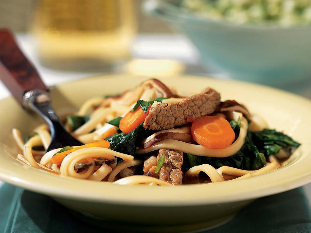 udon beef noodle bowl recipe