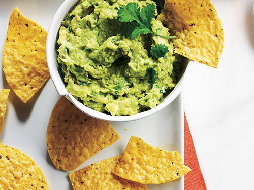 Guacamole with Fish Sauce