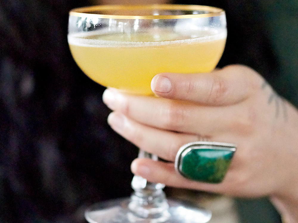 Throw a Casual Cocktail Party for Spring