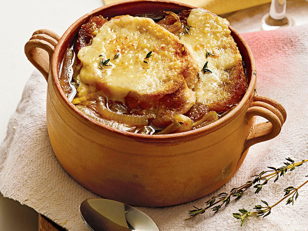 1504 Slow Cooker French Onion Soup