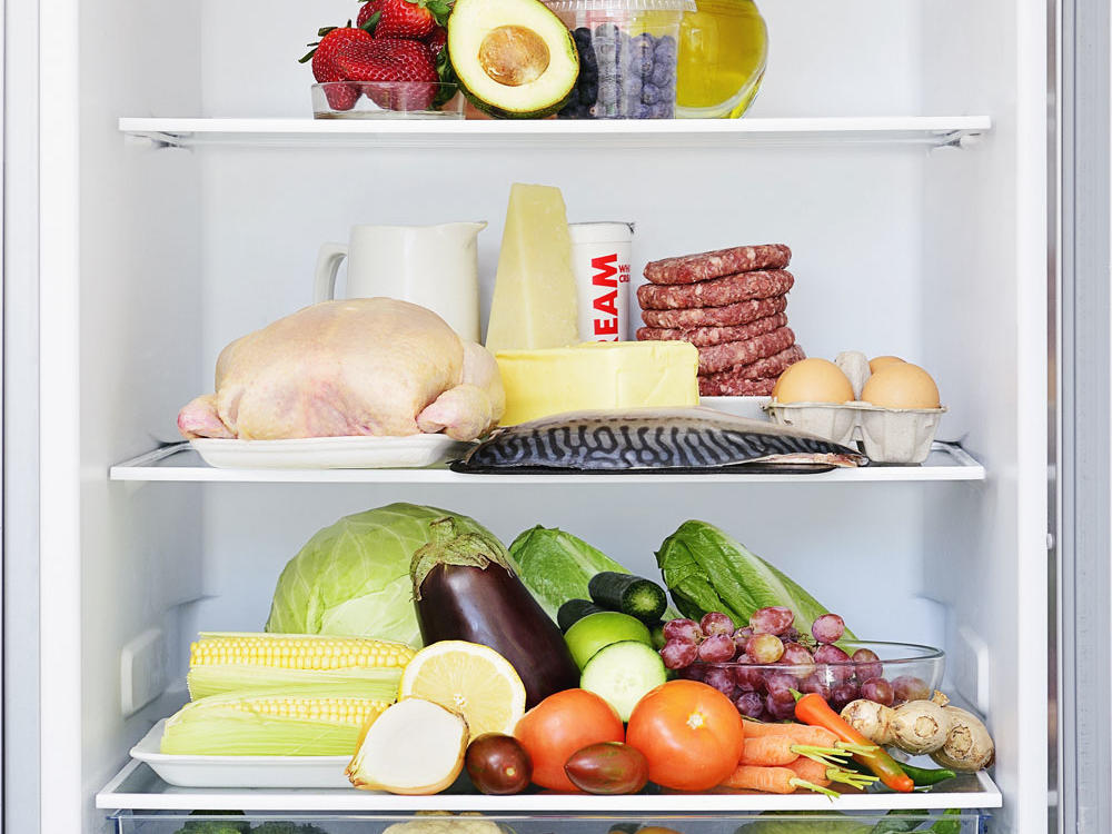 35. Get to know your pantry and fridge.