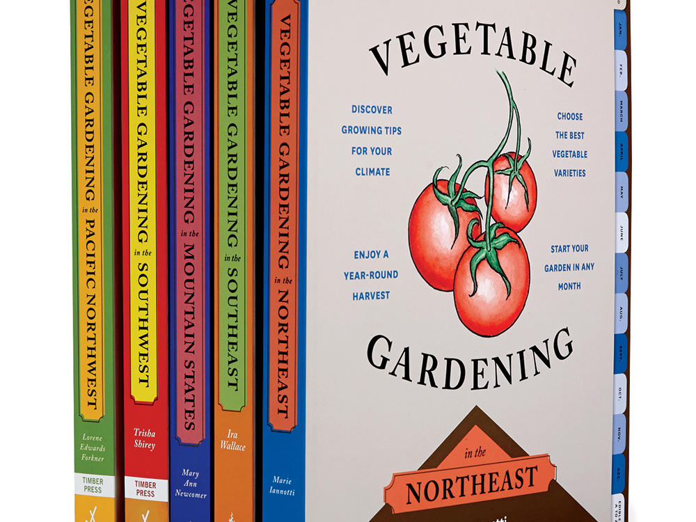 Garden Guide Books