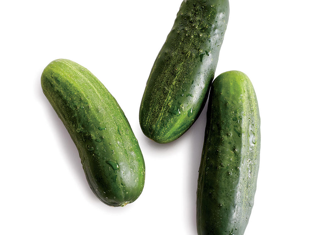 Best Temperature to Store Cucumbers