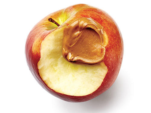 Apple with Nut Butter