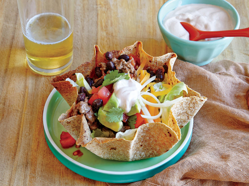 Taco Salad: Lighter, Fresher, Fast