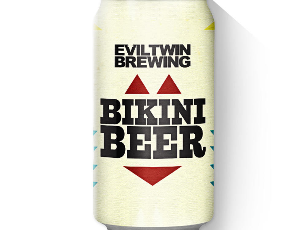 Evil Twin Brewing Bikini Beer