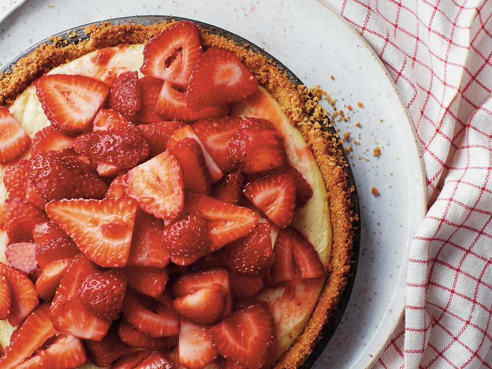 Strawberry-Orange Tart