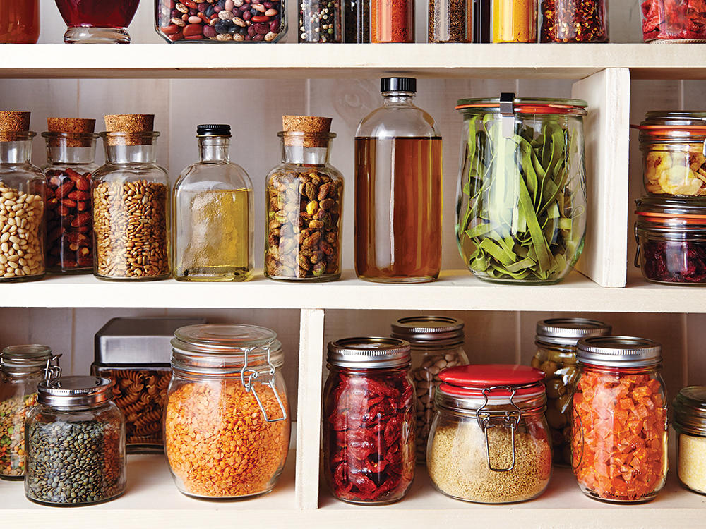cleanse your pantry