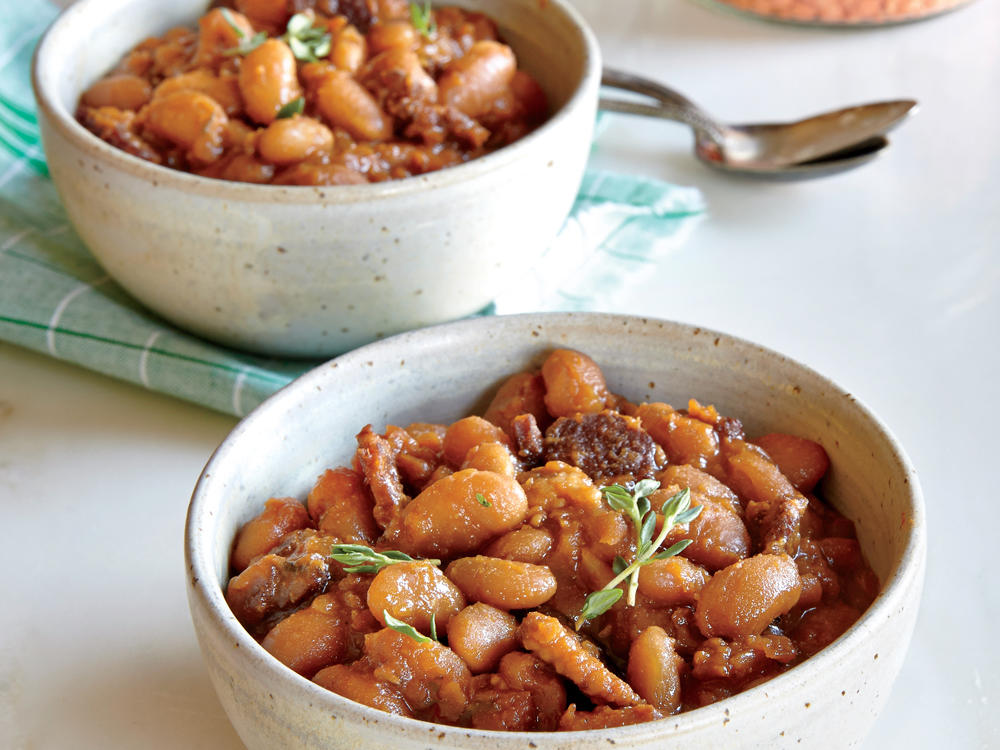 Smoky  Baked  Beans
