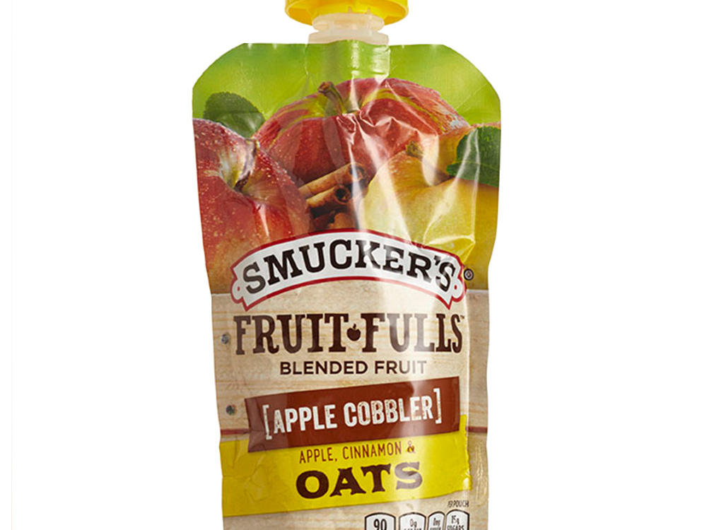 Smucker's Fruit-Fulls in Apple Cobbler with Oats